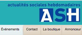 Reporter web aux Actualités sociales hebdomadaires