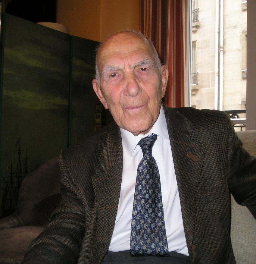 Stéphane Hessel interviewé par Pierre Luton