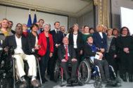 La Rédaction d'A part entière et la Fnath étaient présentes ce matin à l'Elysée à la 5e conférence nationale du handicap, l'occasion d'un « tweet live » durant toute la matinée…