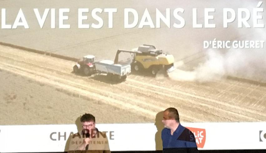 Paul François, agriculteur handicapé par un herbicide, qui a gagné contre Monsanto, fait l'objet d'un documentaire sur sa conversion au bio, ce jeudi 27 février 2020 sur France 3.