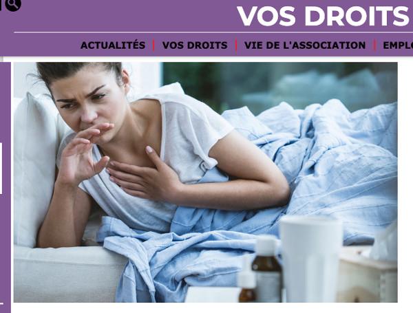 Le gouvernement reconnaît l'infection des soignants au coronavirus, mais n'a toujours pas publié de décret. Qu'en est-il des autres travailleurs. Pierre Luton, journaliste, rédacteur en chef d'A part entière.