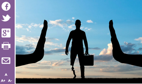 Le Défenseur des droits, Jacques Toubon, a présenté son dernier rapport d'activité. Le handicap reste le premier motif de discrimination. Pierre Luton, journaliste, rédacteur en chef d'A part entière, le magazine de la Fnath.