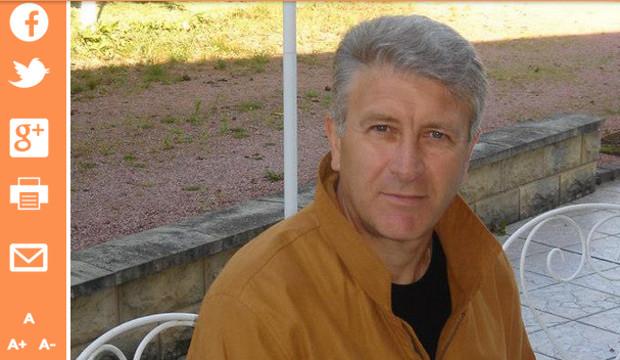 Contaminé par le covid-19, Robert Bianchin, 61 ans, président de la Fnath de la Loire/Haute-Loire témoigne pour la reconnaissance des professionnels et bénévoles touchés. Portrait. Pierre Luton, journaliste, rédacteur en chef d'A part entière, le magazine de la Fnath