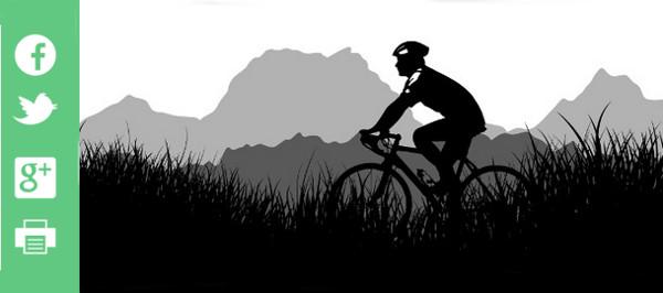 Thierry Dotto, adhérent de la Fnath des Alpes-maritimes, handicapé et cycliste confirmé, se prépare à rallier Bordeaux à vélo. 840 km en 5 jours, soutenu par BNP Paribas Real estate , son employeur. Pierre Luton, journaliste, rédacteur en chef d'A part entière, le magazine de la Fnath