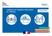 Le ministère du Travail a actualisé son protocole national en entreprise. Cette nouvelle version a été mise à jour le 22 octobre 2020. Pierre Luton, journaliste, rédacteur en chef d'A part entière, le magazine de la Fnath.