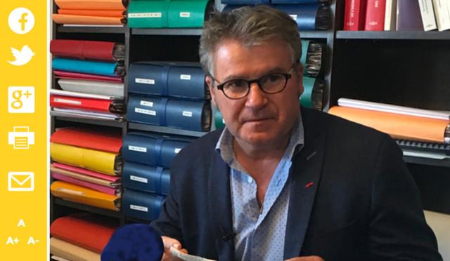 L'agriculteur charentais, ancien président de Phyto-victimes, Paul François, a gagné contre Monsanto après 13 ans de procédures. Pierre Luton, journaliste, rédacteur en chef d'A part entière, le magazine de la Fnath.