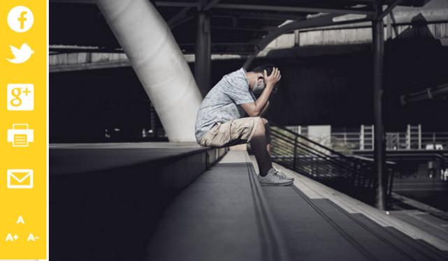 Un sondage Ifop pour la Fondation Jean-Jaurès décrit les idées suicidaires des Français notamment après le confinement du printemps 2020. Pierre Luton, journaliste, rédacteur en chef d'A part entière, le magazine de la Fnath.