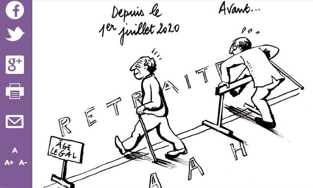 Le placement à la retraite se fait désormais automatiquement au profit des bénéficiaires de l'allocation adulte handicapé (AAH). Pierre Luton, journaliste, rédacteur en chef d'A part entière, le magazine de la Fnath.