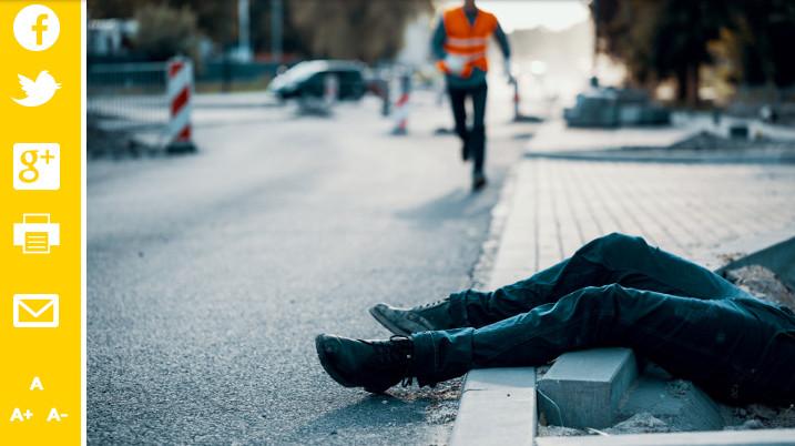 Acrimed interviewe Matthieu Lépine, ce professeur qui recense sur Twitter les accidents du travail. « Silence, des ouvriers meurent ! » Pierre Luton, journaliste, rédacteur en chef d'A part entière, le magazine de la Fnath.
