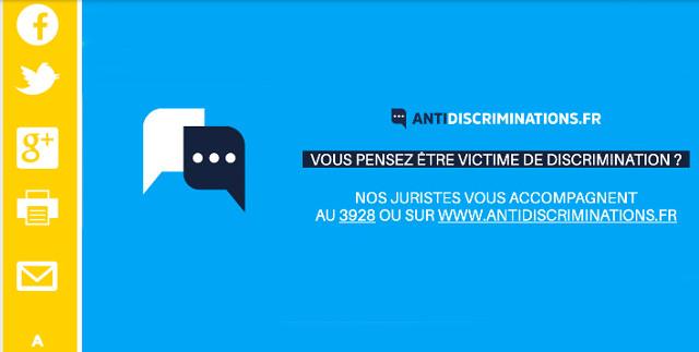 La plateforme anti-discrimination a été mise en place le 12 février 2021. Elle peut être jointe sur antidiscriminations.fr ou au 39 28. Pierre Luton, journaliste, rédacteur en chef d'A part entière, le magazine de la Fnath.